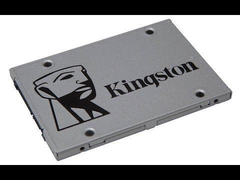 Kingston Uv400 2 5 480gb Sata Iii Tlc Ssd Review Youtube