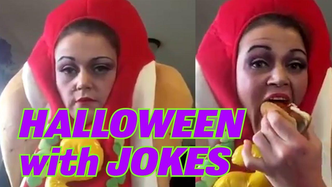 Halloween with JOKES!