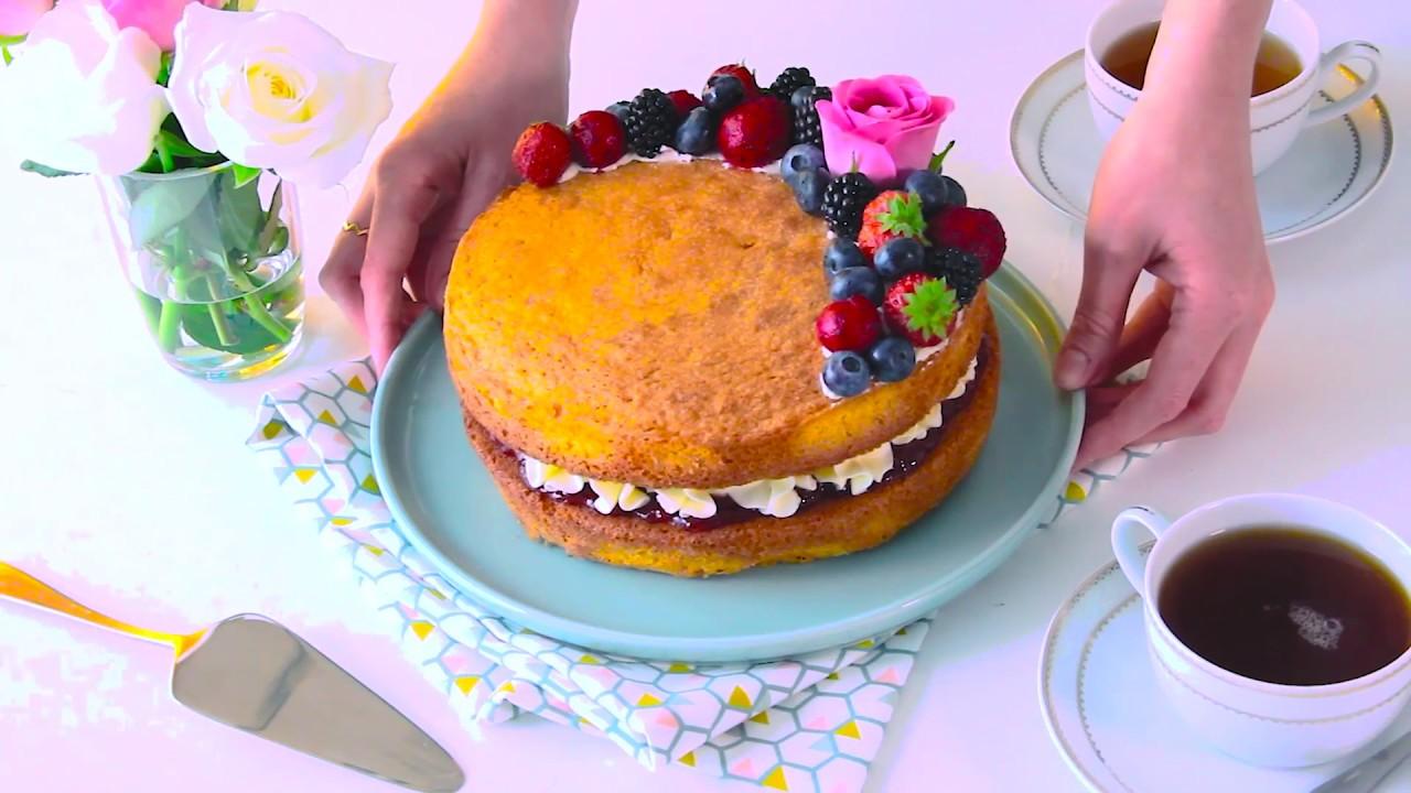 Victoria Cake Recette
