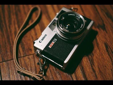 Canon QL17 Giii Shooting + First Impressions (POV)