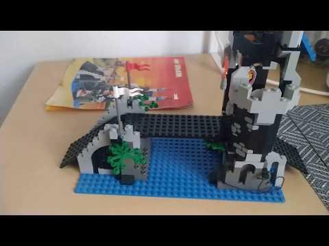 Heti videó: 05# Vintage Lego 5.rész - 6078 Royal Drawbridge