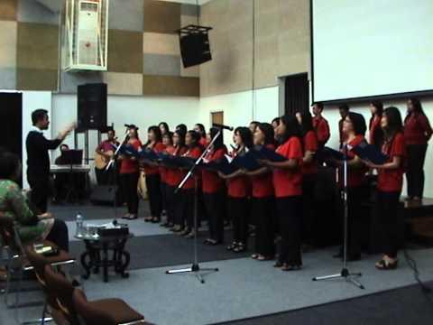 Women Blessing Choir (Sep 14, 2014): Live in praise the Lord