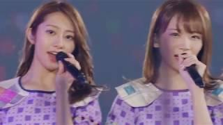 Nogizaka46 - Tsuki no Ookisa (Naruto Shippuden Opening) 7th Year Birthday Live HD