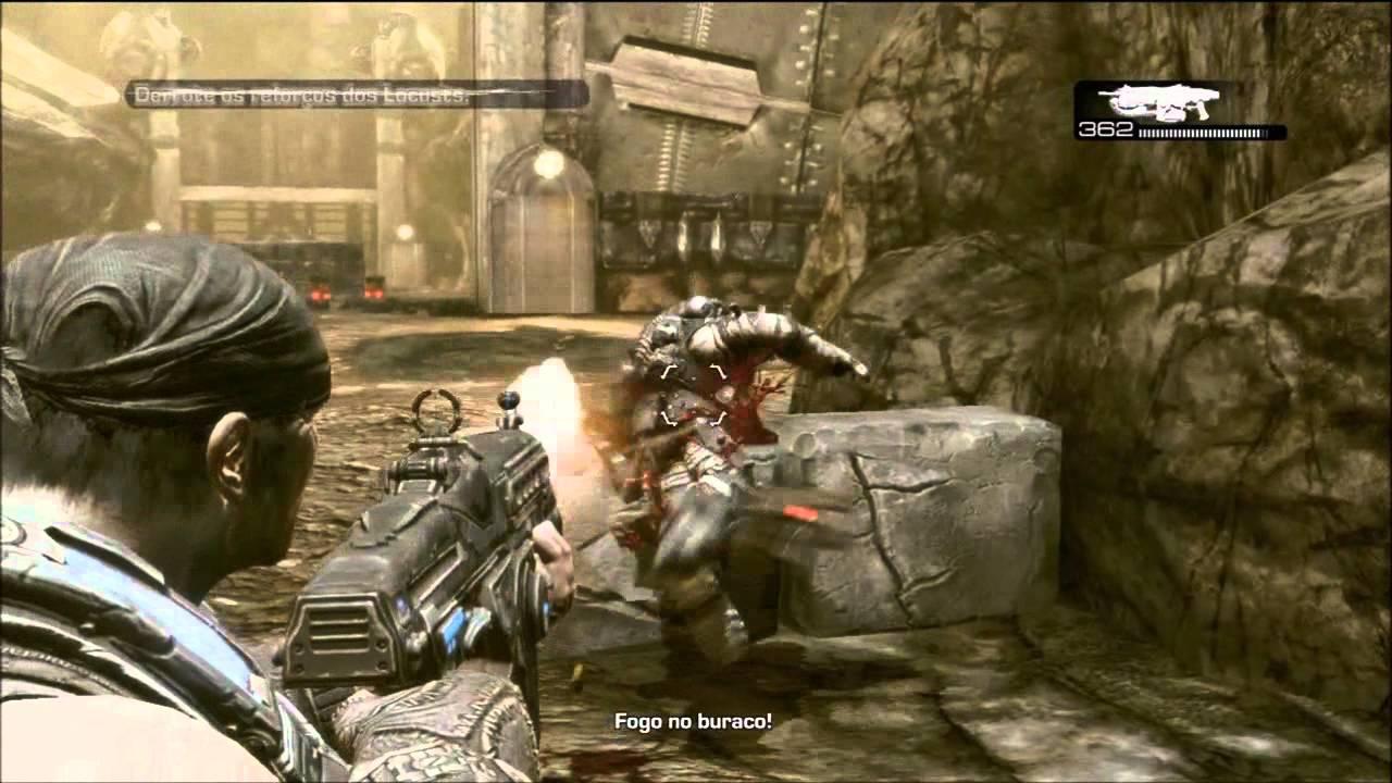 gears of war 3 xbox360 pt br ultimategamerbr youtube