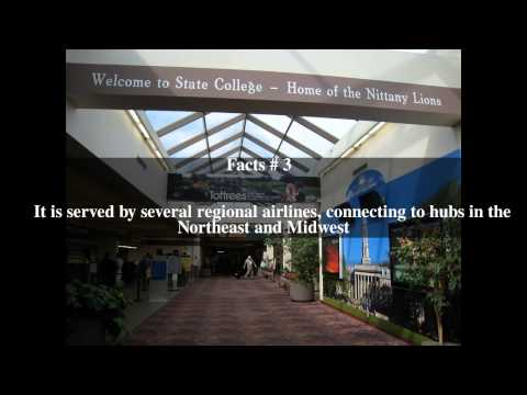 University Park Airport Top # 5 Facts