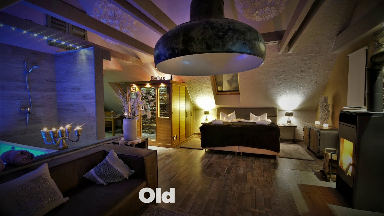 Whirlwanne Im Zimmer Relax Cottage Exclusive Wellness Feriensuiten