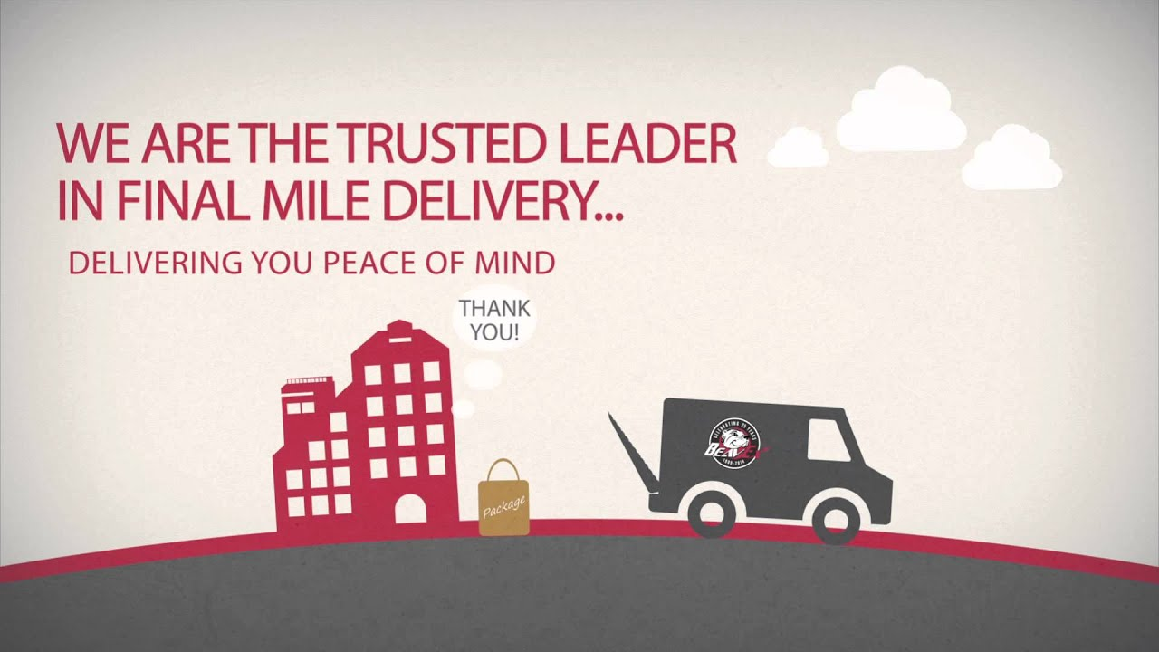 Beavex – On-Demand Delivery & Logistics Solutions