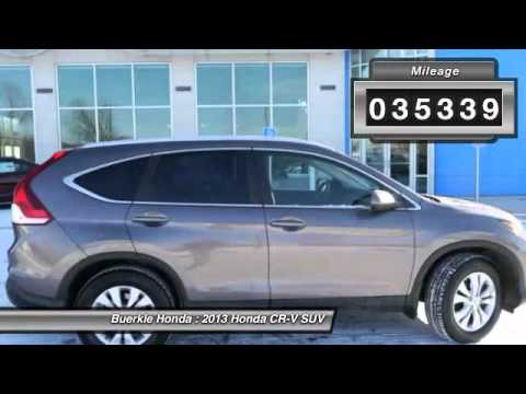 2013 honda cr v st paul minneapolis white bear lake for Honda dealership burnsville mn