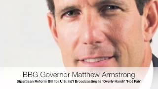 BBG Governor Matt Armstrong: H.R. 4490