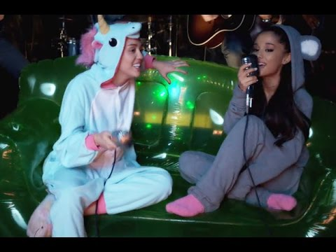 Miley Cyrus (feat. Ariana Grande) Don't Dream It's Over