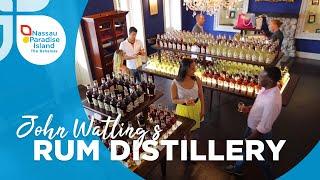 Nassau Paradise Island | John Watling's Rum Distillery Tour