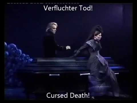 Elisabeth the musical (2002) - 38 Lamentation of the Dead/Rudolf, where are you? (Ger subs&Eng trans