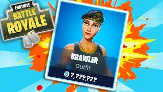 *NEW CHARACTER* FORTNITE BATTLE ROYALE NEW RARE SKINS! (FORTNITE MULTIPLAYER GAMEPLAY)