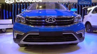 Changan A800 | CX70T | Karvaan | First Look | Pakistan Autoshow 2019 | PakWheels