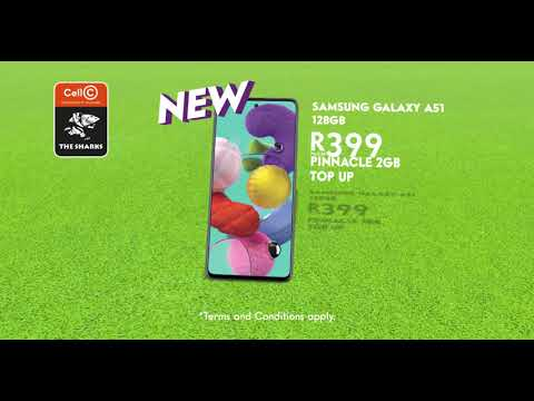 Cell C Samsung Galaxy A51 Youtube