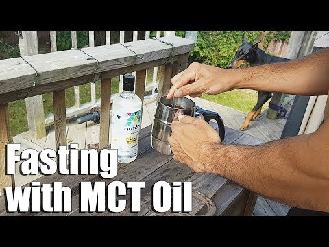 Hacking Intermittent Fasting with MCT Oil, Coconut Oil