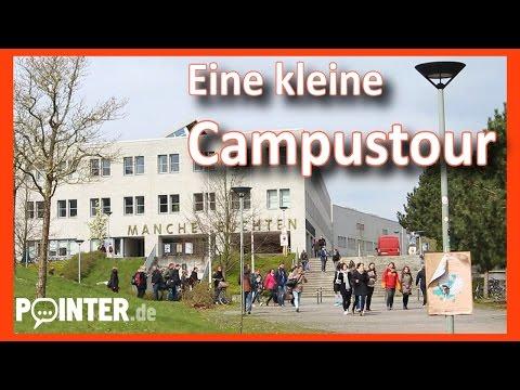 Patrick vloggt - Eine Campustour an der CAU Kiel