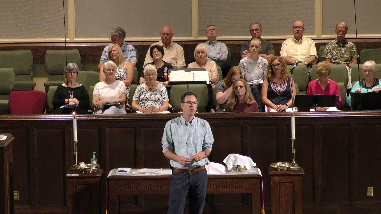 Worship – Mountain Chapel United Methodist Church