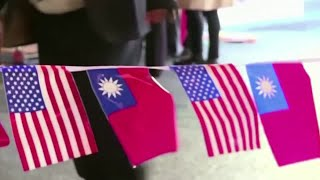 U.S. official's visit to Taiwan may anger China