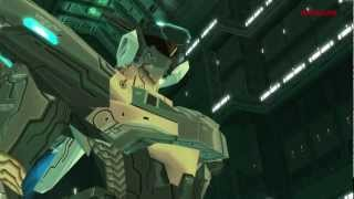 Zone of the Enders HD Collection (Intro)