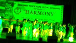 God's music dance performance