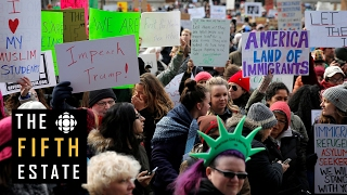 The Battle in Boston against Trump's Immigration Ban - the fifth estate