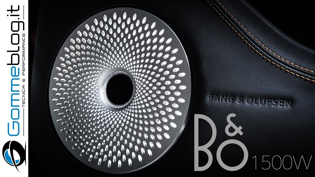 bentley and bang olufsen how its designed a audio. Black Bedroom Furniture Sets. Home Design Ideas