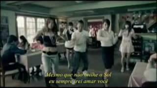 Tae Yang Naman Barabwa (Only Look At Me) em português