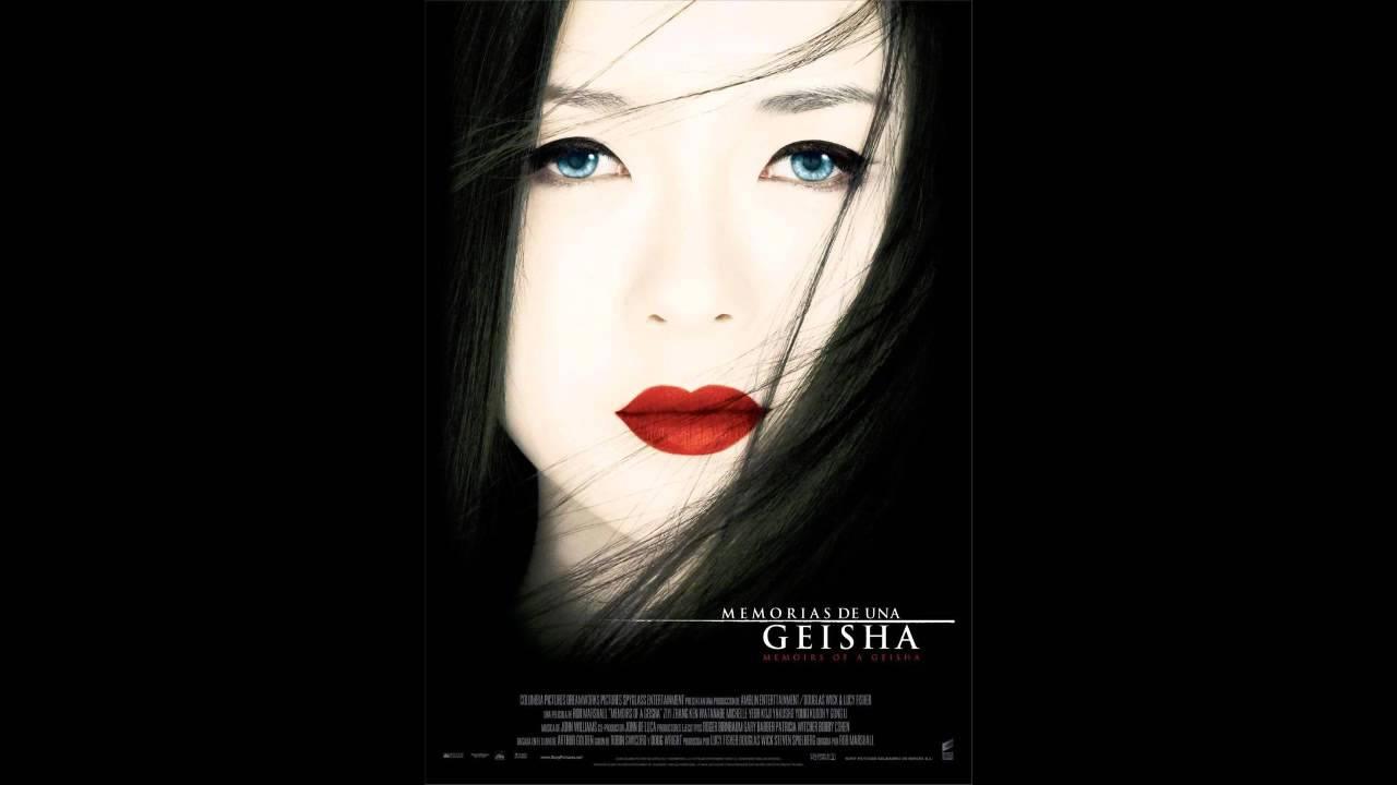 De geisha memorias una