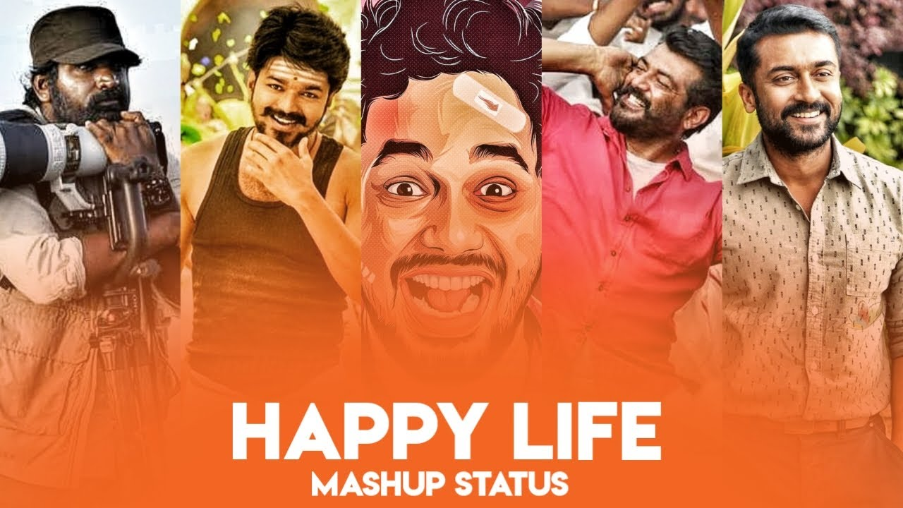 Happy Life Whatsapp Status Tamil Enjoyment Whatsapp Status Tamil Sad Whatsapp Status Tamil Youtube