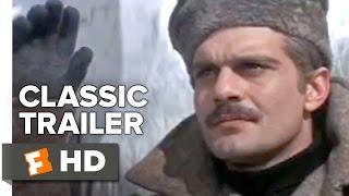 Doctor Zhivago (1965) Original Trailer - Omar Sharif Movie