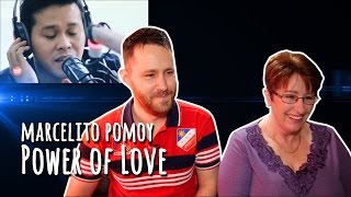 Marcelito Pomoy - 'Power of Love' on Wish 107.5 | MOTHER'S DAY REACTION