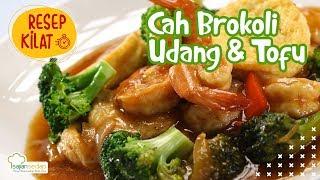 Resep Sahur Praktis Cah Brokoli Udang Dan Tofu Siap Dalam 15 Menit Youtube
