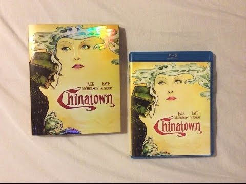 Chinatown (1974) Blu Ray Review and Unboxing