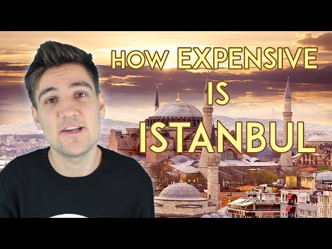 How Much Living in Istanbul, Turkey Really Costs?