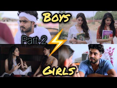 BOYS VS GIRLS || HALF ENGINEER ||
