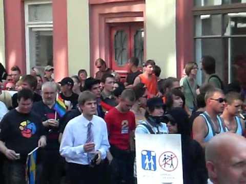 Gay Pride 2007 - Tallinn