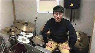 드럼배우기  03. 드럼 악보 보는법과 음표, 쉼표의 …