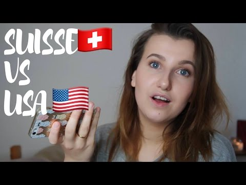 SUISSE VS USA 🇺🇸 🇨🇭- CARAEBE