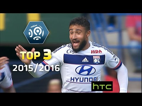 Top 3 Buts - Olympique Lyonnais / 2015-16