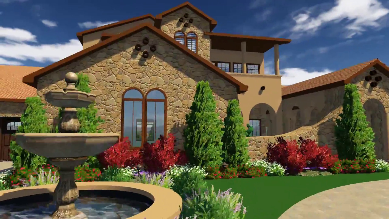 Vizterra landscape design software overview old - Best home and landscape design software ...