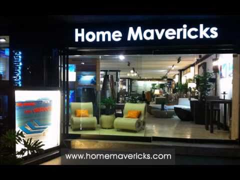 Hunter Douglas Philippines Gallery -- Makati / Home Mavericks Indoor Outdoor Furniture