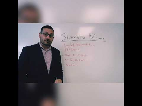 what-is-a-streamline-refinance?