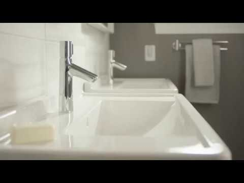 hansgrohe Talis Select S Single Hole Faucet - YouTube