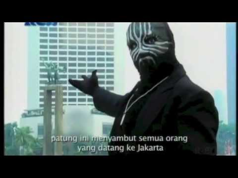 Masked Magician -- Indonesia