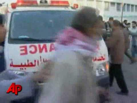 Dozens Dead After Israel Shells Near UN School