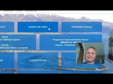 TUTORIAL PLATAFORMA ENCONTRO PINHÃO