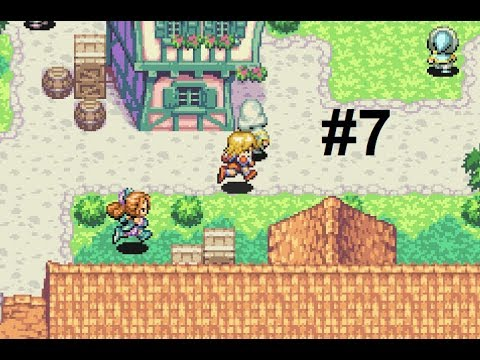 Let's Play Sword of Mana #7 - Leaflet Mania