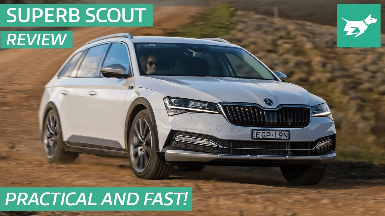 Skoda Superb Scout 2020 review – better than an Alltrack?