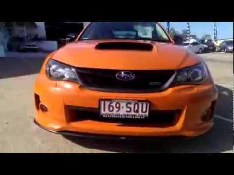 2012 Subaru Impreza WRX Club Spec  Westpoint Autos  YouTube